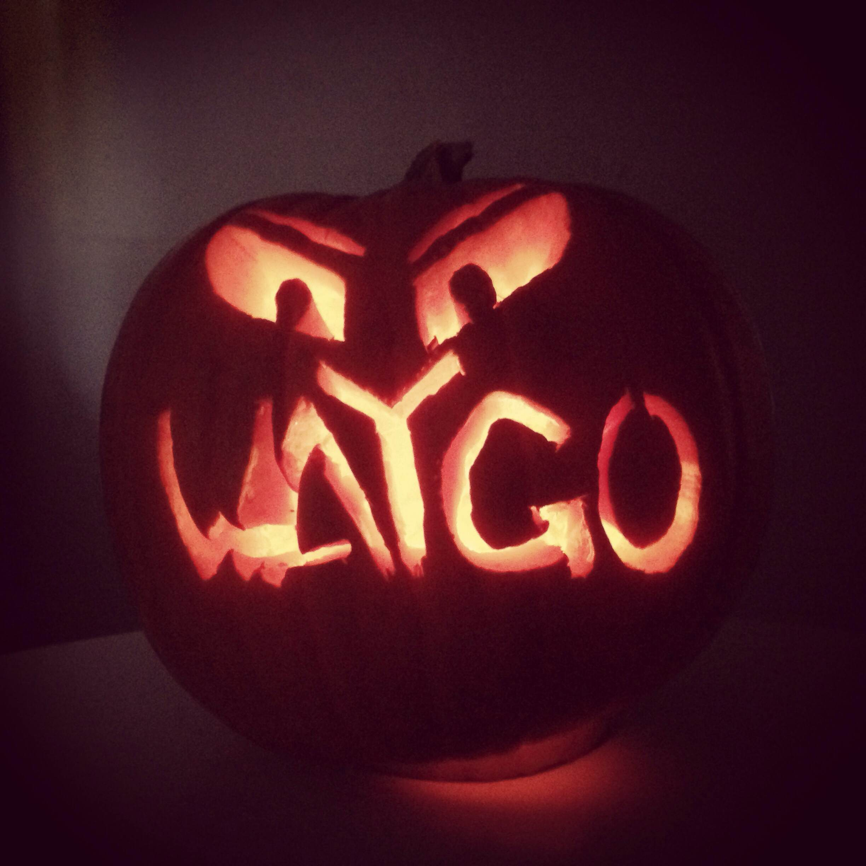 Waygo jackolantern pumpkin