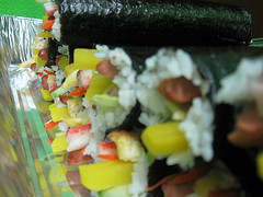 kimbob snacks